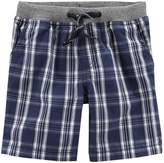 Carter's Baby Boy Plaid Pull-On Pants