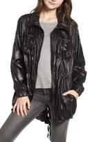 Blank NYC BLANKNYC Lightweight Long Jacket