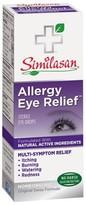 Similasan Allergy Eye Relief Drops - 0.33 oz