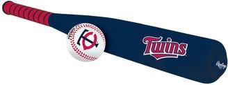 Rawlings Sports Accessories Minnesota Twins Foam Bat & Baseball Set