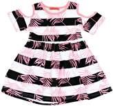 Funkyberry Fern Pattern Dress