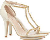 Troy CHAIN STRAPPY SANDALS