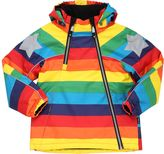 Molo Waterproof Rainbow Nylon Ski Jacket