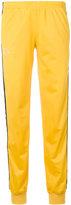 Kappa side stripe track pants - women - Polyester - XS