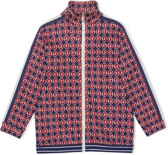 Gucci Kids G logo track jacket
