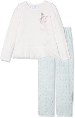Sanetta Girl's 232060 Long Pyjama Sets