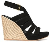 Tory Burch Bailey Multi-Strap Espadrilles Wedges