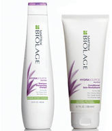 Biolage Matrix HydraSource Shampoo and Conditioner
