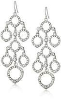 ABS by Allen Schwartz Chandelier Drop Earrings