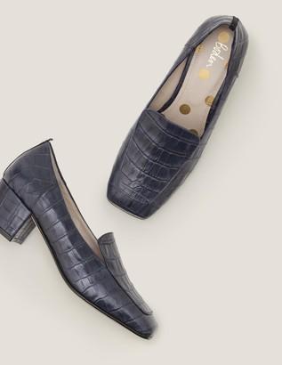 Carina Heeled Loafers