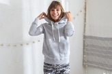 aerie Fuzzy Hoodie