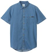 Rusty Men's Carter Short Sleeve Shirt 8129039