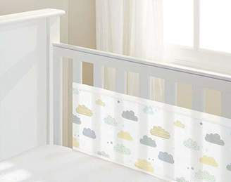 BreathableBaby Mesh Liner On Cloud 9, 2 Sided cot