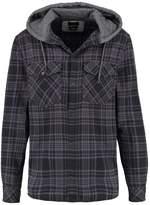 Quiksilver Snapup Shirt Tarmac