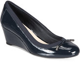 Alfani Women's Step 'N Flex Baille Wedge Pumps, Created for Macy's