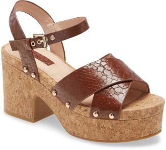 Topshop Dancer Platform Sandal