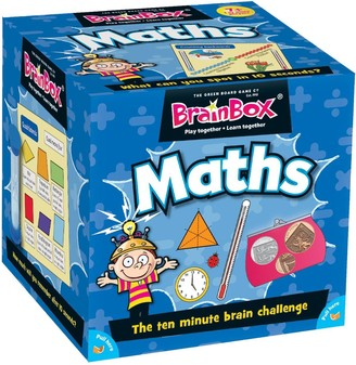 Brain Box BrainBox Maths