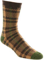 UGG Men's Plaid Crew Sock