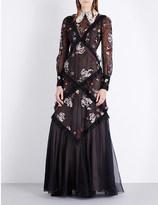 Erdem Jayne organza gown