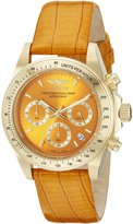 Invicta Women's 18376 Speedway Analog Display Japanese Quartz Watch