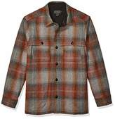 Pendleton Men's Wool Overshirt