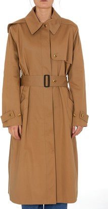 Givenchy Trench 4g Buttons