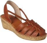 Andre Assous Desi Leather Wedge