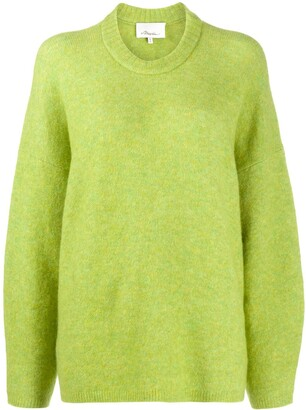 3.1 Phillip Lim Oversized Crew Neck Jumper