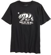 Vans Boy's Cali Cub Graphic T-Shirt
