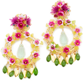 Mercedes Salazar Alicia Mora Clip On Earrings
