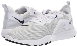 Nike Flex TR 9 (White/Black/Pure Platinum) Women's Cross Training Shoes