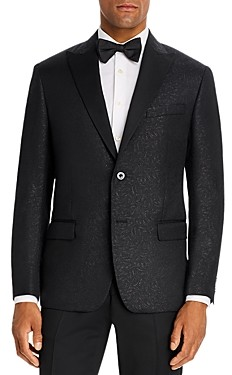 Robert Graham Glitter Jacquard Classic Fit Dinner Jacket