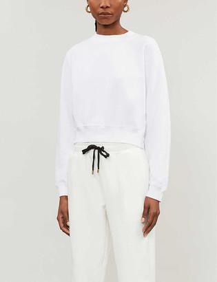 Cotton Citizen Milan round-neck cotton-jersey sweatshirt
