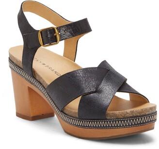 Lucky Brand Harvia Platform Sandal