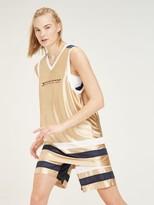 Tommy Hilfiger Retro Basketball Striped Dress