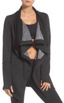 Zella Women's Elevate Me Wrap Sweatshirt