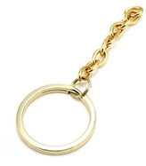 Sports Collection Jewelry Yellow Metal Key Chain 29782