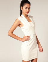 Yori Halter Multi Strap Dress