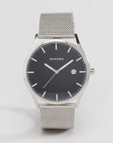 Skagen Holst Quartz Watch In Stainless Steel 40mm