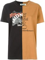 Off-White bi-colour T-shirt