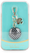 Kate Spade Chain-Link Dotted Keychain Selfie Remote