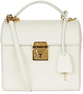 Mark Cross Leather Sara Shoulder Bag