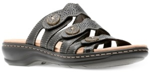 Clarks Collection Women's Leisa Grace Sandals Women's Shoes