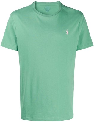 Polo Ralph Lauren Plain Cotton T-Shirt