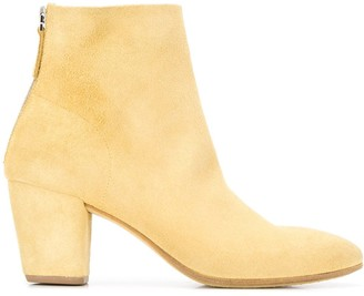Marsèll Coneros zip-up ankle boots