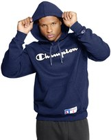 Champion Men?s Retro Graphic Pullover Hoodie, GF53, 2XL