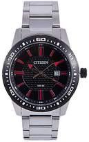 Citizen Men's Eco-Drive Analog Black Dial Watch