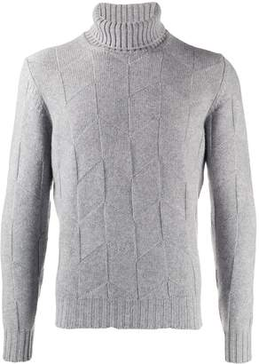Barba patterned jumper
