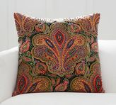Pottery Barn Natasha Embellished Paisley Pillow Cover