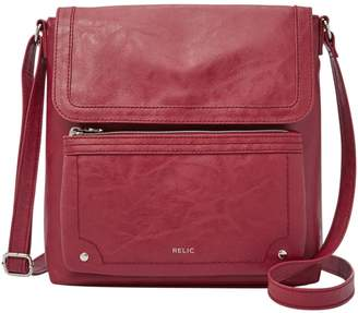 Relics Evie Flap North-South Crossbody Bag